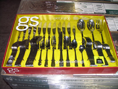 Photo flatware - Handmade gs silverware ...