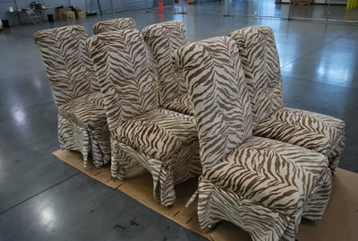 Design#600600: Animal Print Dining Chairs – INSPIRE Q Calista ...