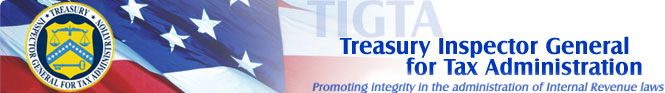TIGTA Seal and Slogan